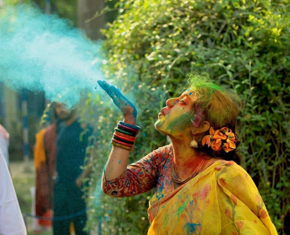 Tout savoir sur la fête des couleurs