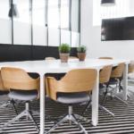 Une salle de réunion mise en location