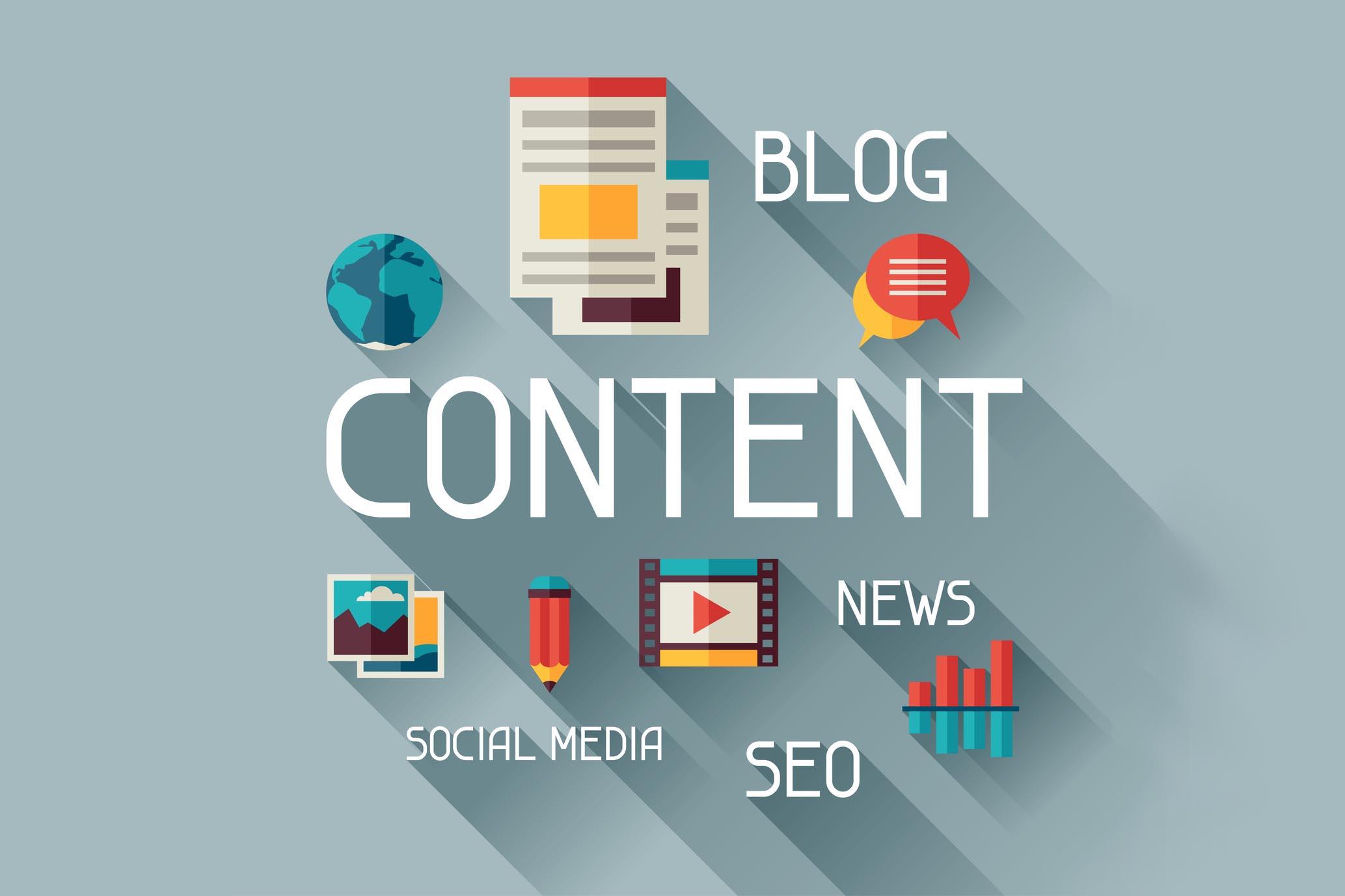 Apaerçu du marketing de contenu