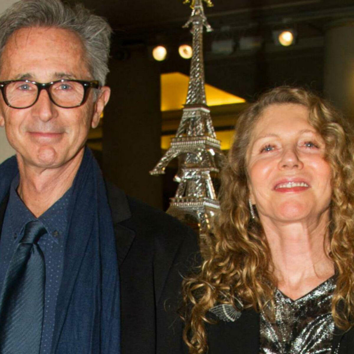 Thierry Lhermitte et sa femme