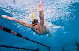 5 étapes pour apprendre à nager