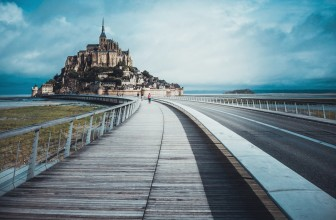 Un stage photo pour le Mont-Saint-Michel