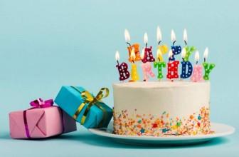 Quel est le meilleur cadeau d'anniversaire ?