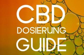 Quelle quantité de CBD peut-on prendre par jour?