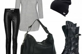 Quelle couleur porter avec un pantalon noir ?