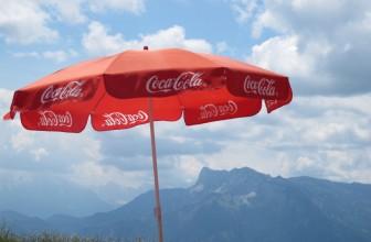 Communiquer avec des parasols publicitaires